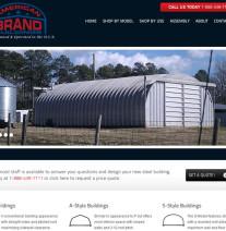 American Brand Buildings portfolio